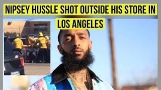 Nipsey Hussle Shot Dead  (RIP NIPSEY) | Prayers to Family