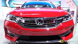 Honda Accord HFS Concept Car Wallpapers Videos
