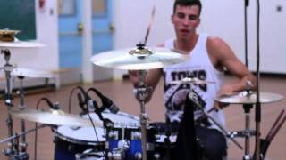 Crooked Young Bring Me The Horizon Drum Cover