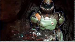 Слабый ПК тянет Doom 4 на максимальных настройках
