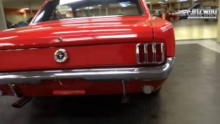 1965 Ford Mustang - Stock #5734 - Gateway Classic Cars St. Louis