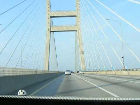 acrossing seohae bridge