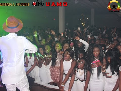Bisa Kdei Toronto Concert In Canada (All White Party)