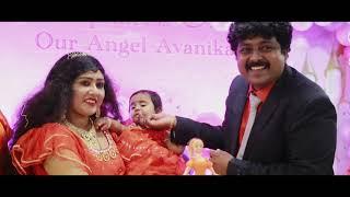 ANGEL AVANIKA  BIRTHDAY VIDEO …