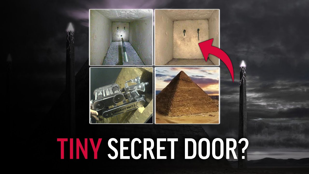 Mysteries of the Great Pyramid 2019 Documentary - with Erich Von Däniken & Richard Dolan