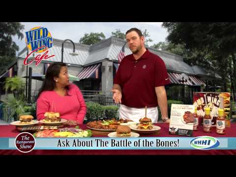 RESTAURANT SHOW | Wild Wing Cafe: Super Bowl Specials | 1-9-2014 | Only on WHHI-TV