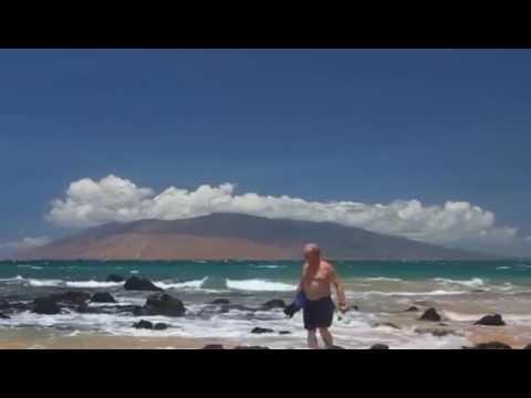 Beach Waves Mountain