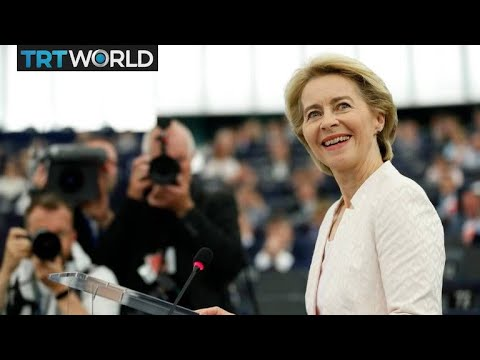 Europe's Top Job: German politician nominated for EU's top job