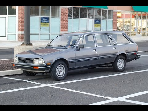 ct s peugeot man 505 sw8 sti turbo diesel for sale call 203 483 rh youtube com Peugeot 505 STI Peugeot 505 Interior