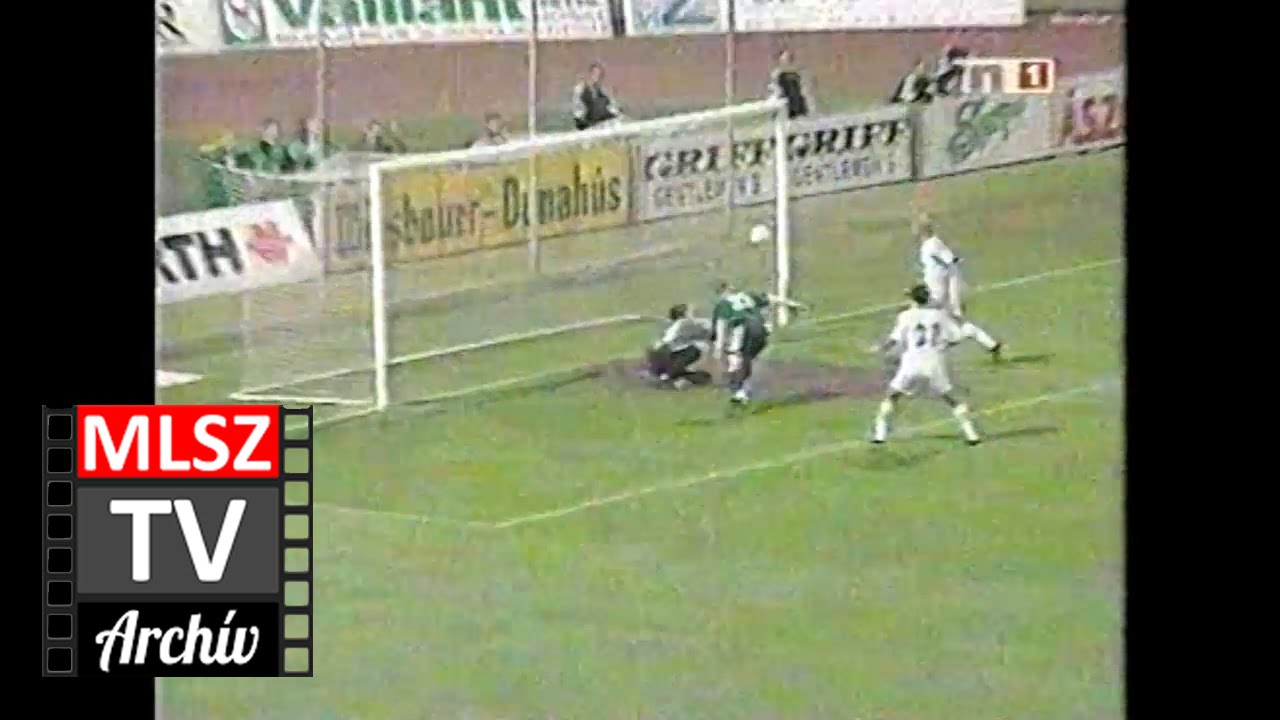 Győri ETO-Ferencváros | 2-1 | 2000. 05. 12 | MLSZ TV Archív