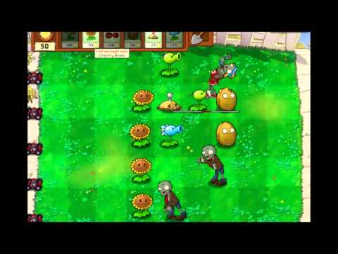 Thumbnail: Plants vs Zombies Gameplay - Play Game for Free