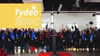 Brest Open Campus - Remise diplômes 2018 - Tydeo EDUC
