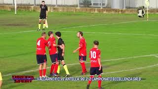 Eccellenza Girone B Valdarno-Antella 2-2 (TV1)