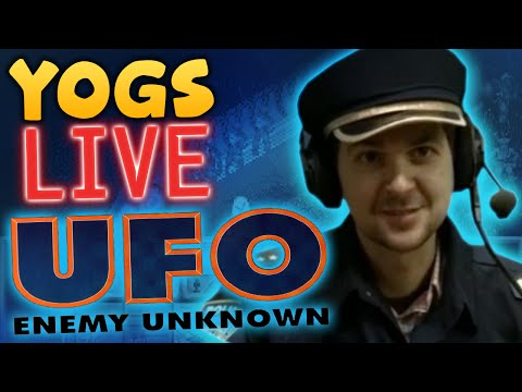 The Fight Continues! - XCOM UFO Defense w/ Lewis & Ben - 3rd February 2016