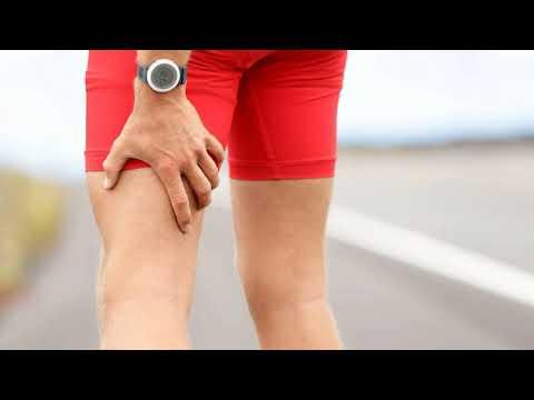 Немеет нога и болит ниже колена