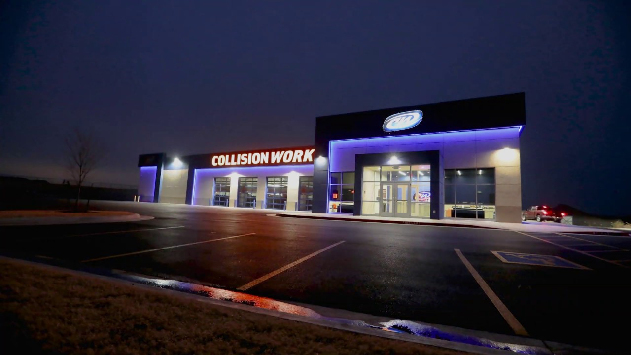 Home - Collision Works Auto Body Paint and Repair