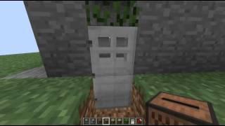 Minecraft como hacer buenas casas Modo Creativo