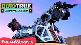 Meet D-Stroy | Dinotrux Supercharged