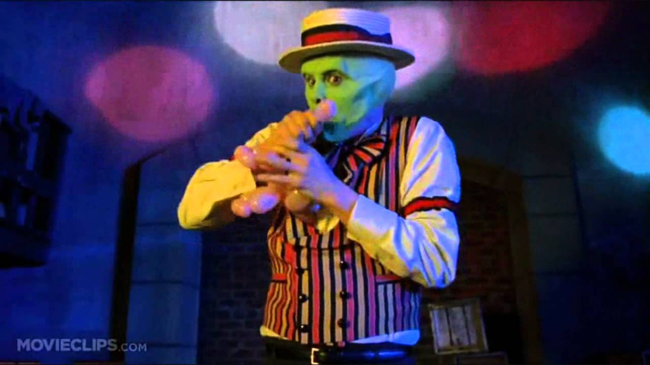 The Mask (1994) - Ball... Jim Carrey The Mask