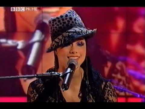 Alicia Keys Fallin live at TOTP - YouTube Alicia Keys Fallin
