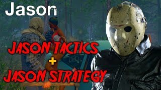 How to play as Jason Friday the 13th | Jason tips F13 | Jason strategy F13  How to be a better Jason