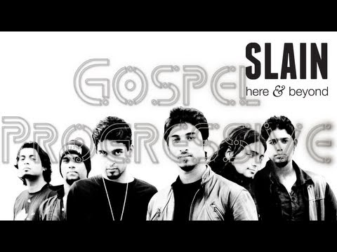 Slain (Gospel prog rock) - Here and Beyond (Full album)