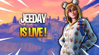 Hosting Zone Wars! Mod Giveaway! // Fortnite Live