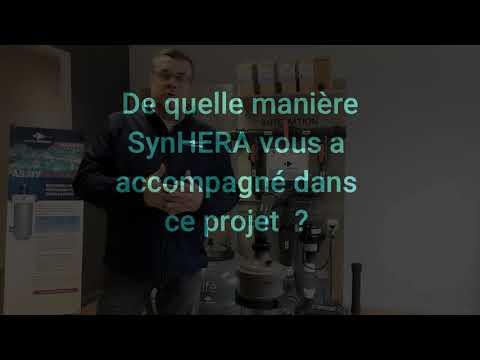 Interview du responsable d'Aquatic Science qui collabore avec le Centre de Recherche Meurice R&D