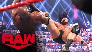 Drew McIntyre vs. Bobby Lashley: Raw, May 10, 2021