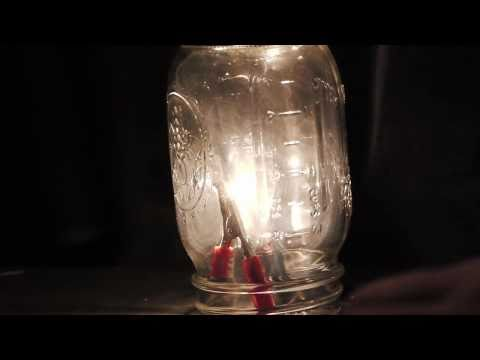 How To Make A Light Bulb With Pencil Lead Crazy Easy Sc