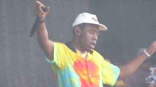 Tyler The Creator Live Lollapalooza Chicago IL August 3 2018