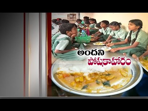 Non Distribution of Eggs | Making Hostel Kids Mal Nutrition | in Kurnool District