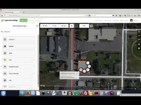 How to edit OpenStreetMap. A quick guide / tutorial.
