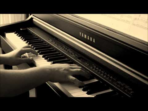 U2 - With Or Without You (Piano Cover)