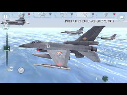 Take Off - The Flight Simulator #6 Jet Fighter Experience - TO16 Crashed  - Gameplay