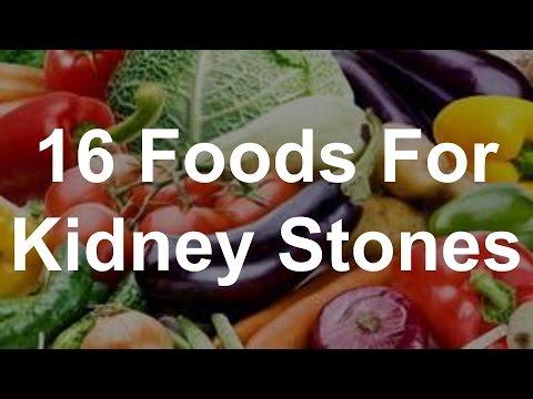 16 Foods For Kidney Stones - Foods That Help Kidney Stones