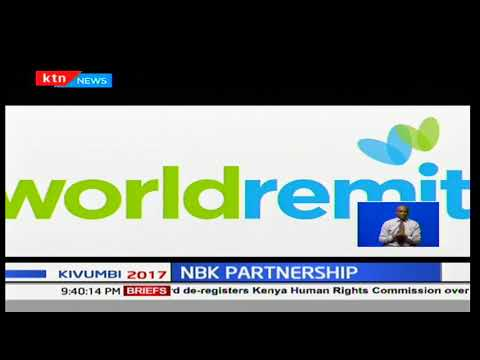 World remit partners with NBK to ease transfer of money from the diaspora
