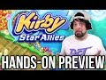 Kirby Star Allies for Nintendo Switch - Is It Good? | RGT 85 Preview