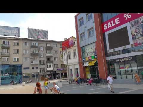 Burgas City Centre Tria Square