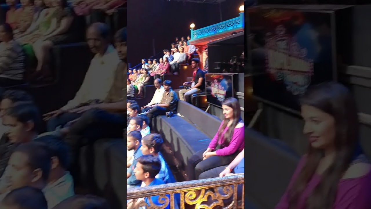 Kapil Sharma show back stage