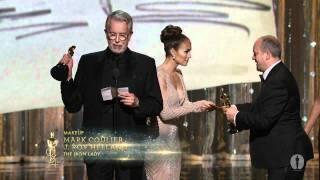 The Iron Lady Wins Makeup: 2012 Oscars