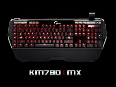 G.SKILL RIPJAWS KM780 MX KEYBOARD WINDOWS 7 64 DRIVER