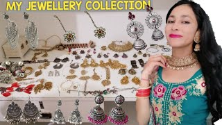 My jewellery Collection || My …