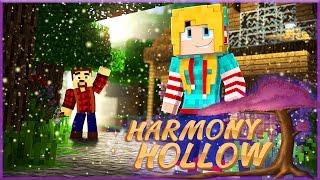 MAGICAL NEW SERVER! | Harmony Hollow Ep 1