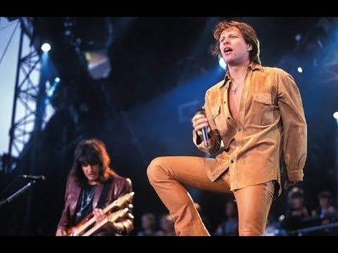 Bon Jovi - These Days (Multicam! / Paris 1996)