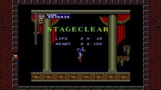 Castlevania Requiem: Rondo Of Blood, Stage 7, Boss Rush!!