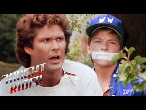 Bomb Technicians Almost Get Away | Knight Rider