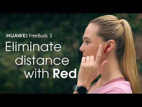 huawei-freebuds-3-–-eliminate-the-distance-with-#red