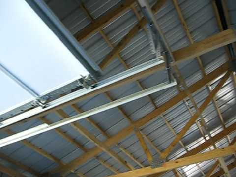 Keener Metal Building Ceiling Before Youtube