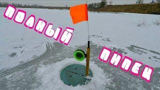 МИХАЛЫЧ ОБЛАЖАЛСЯ! Зимняя рыбалка на жерлицы, ловля щуки!